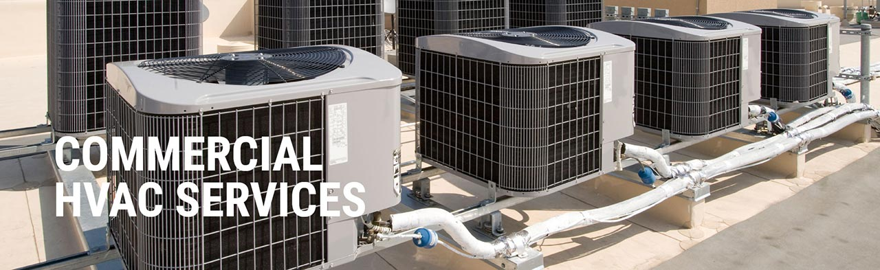 Commercial HVAC Services - Greensboro, Winston-Salem, High Point